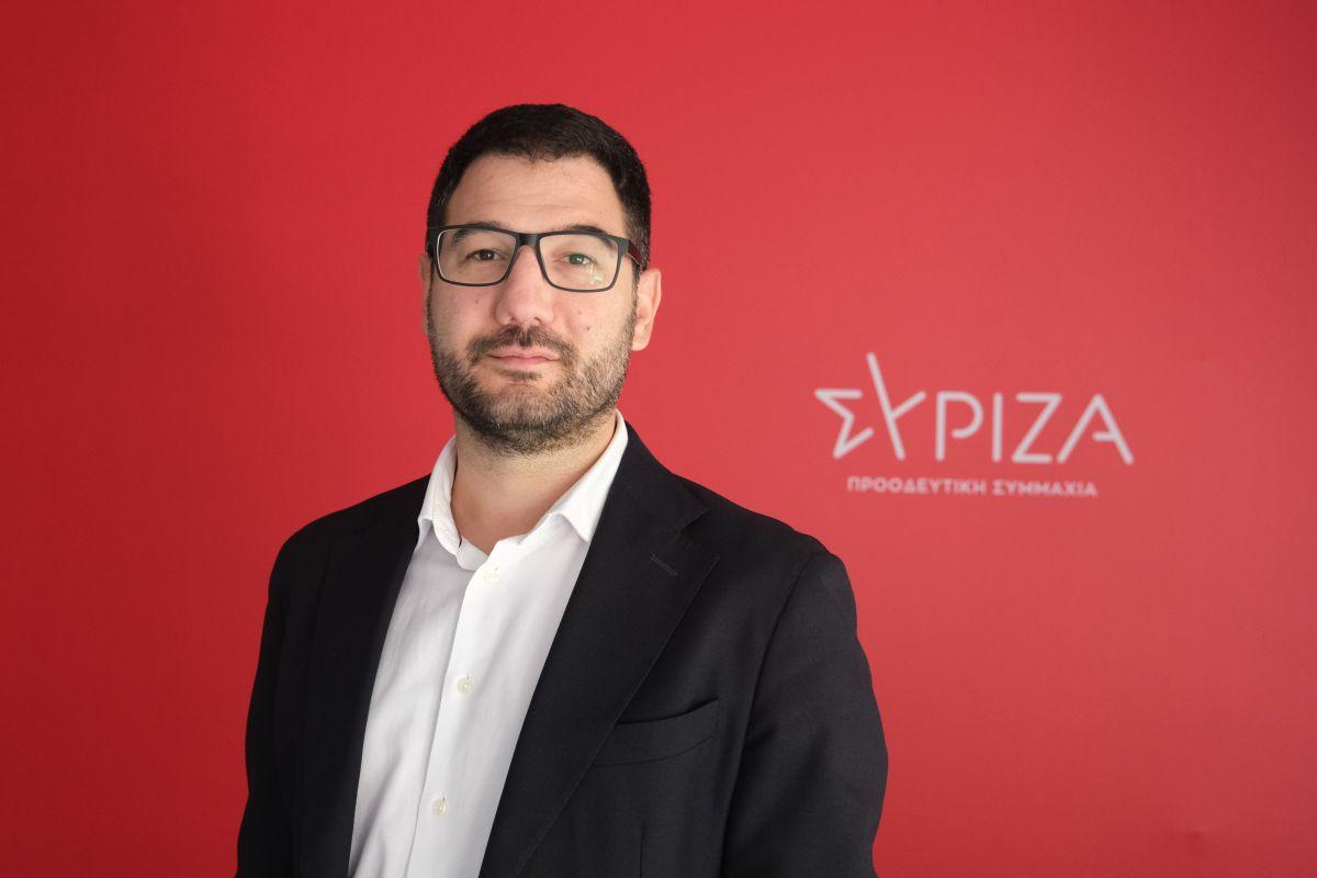 Ν. Ηλιόπουλος: Εγκληματικές οι ευθύνες του κ. Μητσοτάκη – Σε γνώση του Μεγάρου Μαξίμου το παράλληλο σύστημα του ΕΟΔΥ - βίντεο