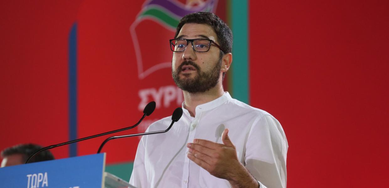 Ν. Ηλιόπουλος: Ο κ. Μητσοτάκης αρκέστηκε σε ψεύτικες υποσχέσεις για εμβολιασμό κάποια στιγμή στο απώτερο μέλλον