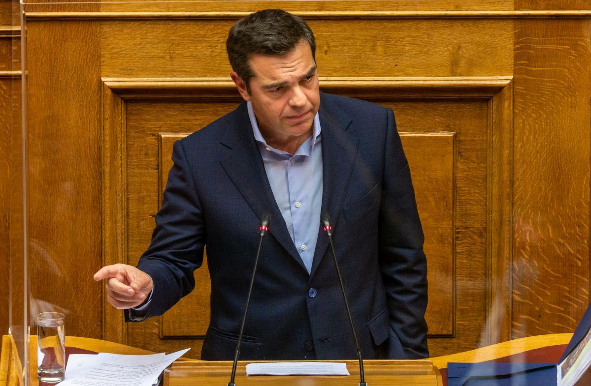 Αλ. Τσίπρας: Καλωσορίζουμε την κυβέρνηση της ΝΔ στη στρατηγική του ΣΥΡΙΖΑ - βίντεο
