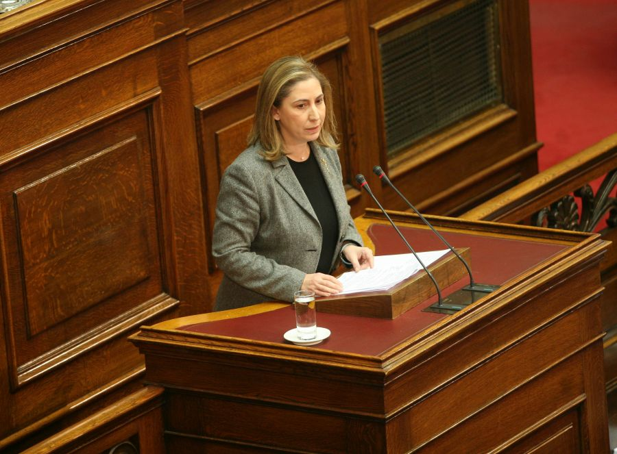 Μ. Ξενογιαννακοπούλου: Ο κ. Χατζηδάκης ομολογεί την αποτυχία της κυβέρνησης στις εκκρεμείς συντάξεις - Συνεχίζεται ο εμπαιγμός των χιλιάδων συνταξιούχων από την κυβέρνηση της Ν.Δ.