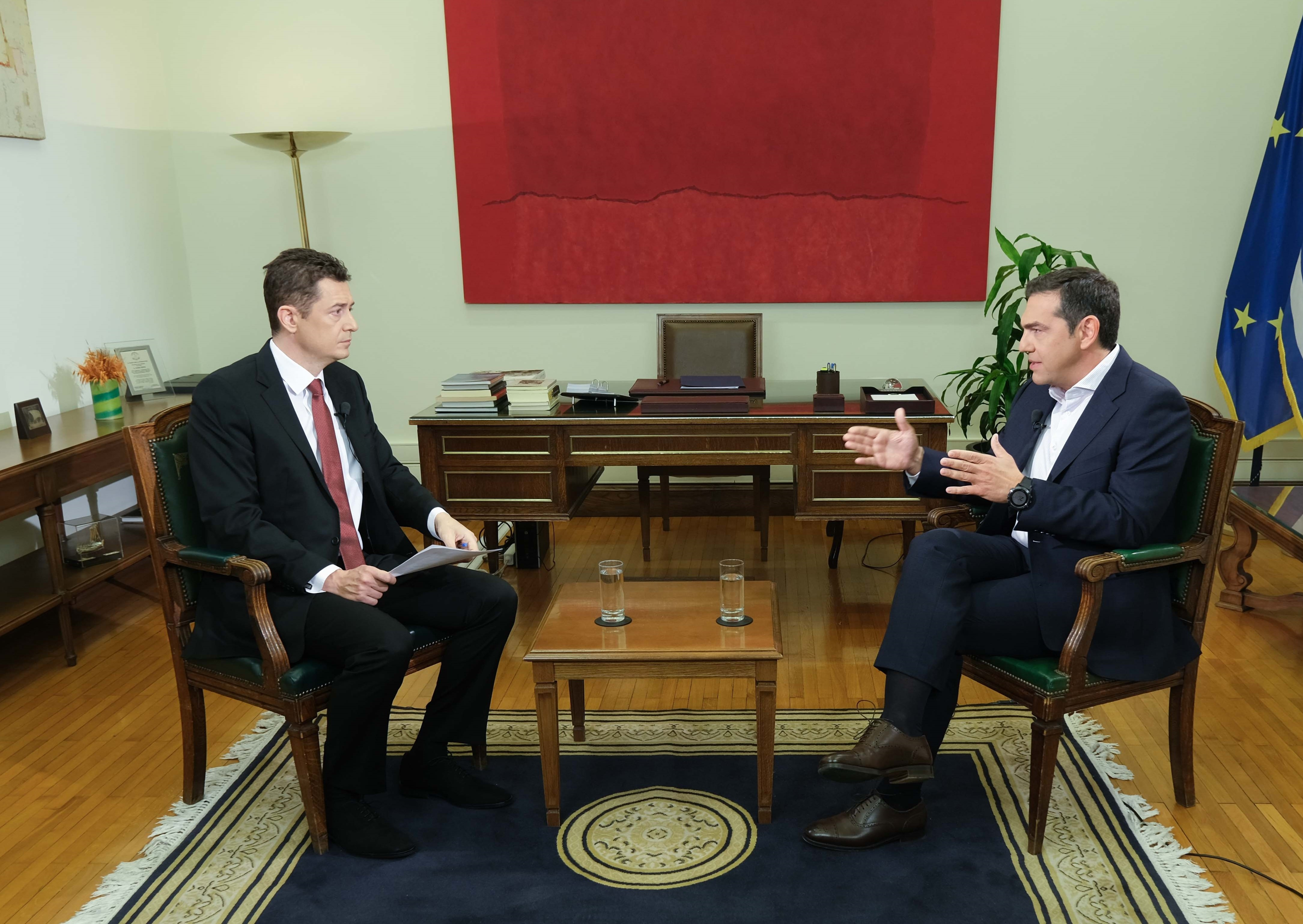 Αλ. Τσίπρας: Ο κ. Μητσοτάκης έχει μολυνθεί από τον ιό της αλαζονείας και δεν κατανοεί τις δυσκολίες των πολιτών