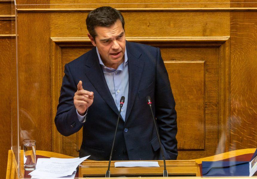 Αλ. Τσίπρας: Δεν υπάρχει «επιτελικό κράτος» - Υπάρχει «επιτελική προπαγάνδα»