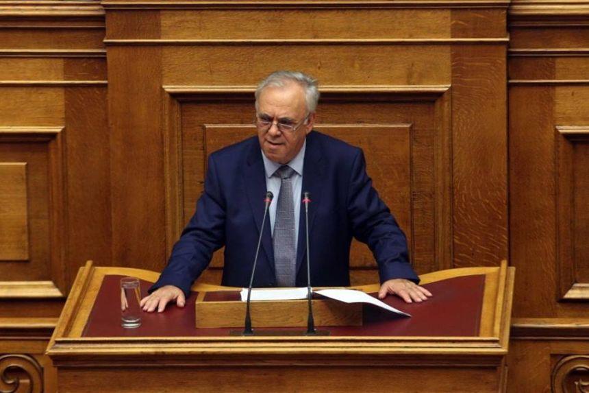 Γ. Δραγασάκης: «Κοινές ευθύνες και πεδία συνεργασίας ριζοσπαστικής Αριστεράς, πολιτικής οικολογίας και σοσιαλδημοκρατίας»