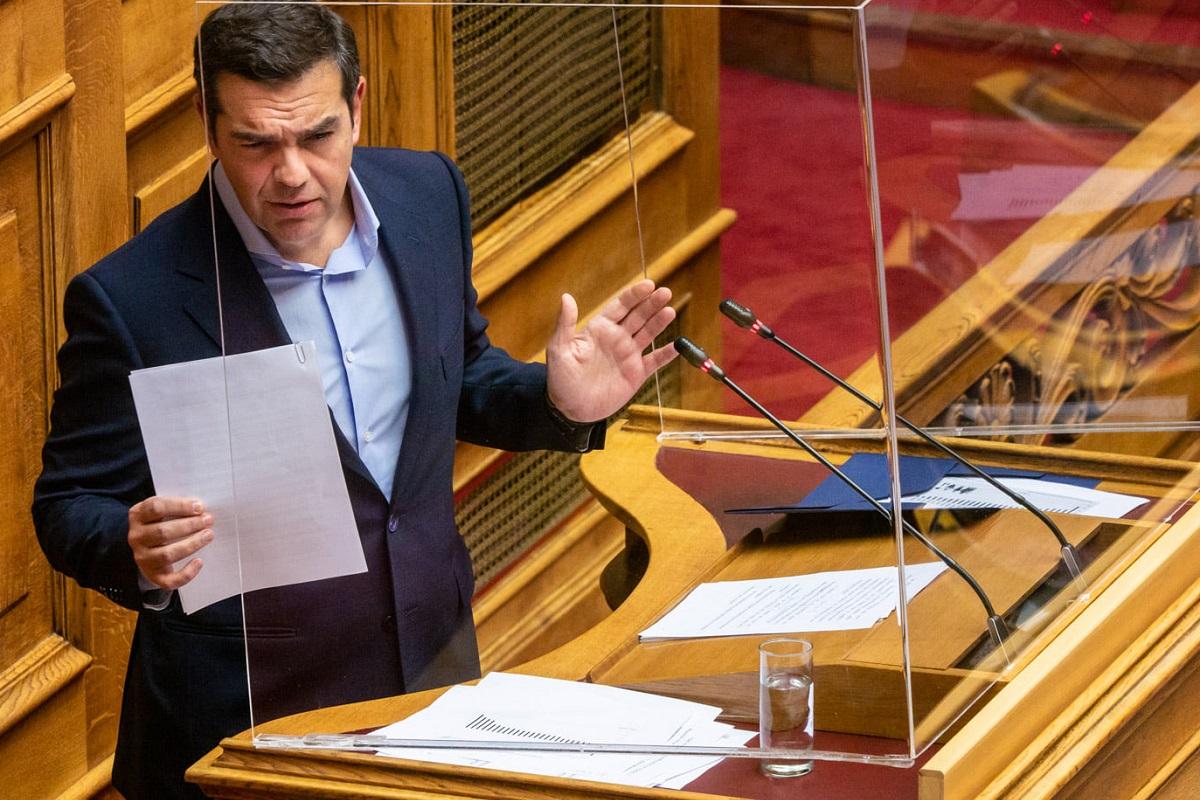 Αλ. Τσίπρας: Είστε πολιτικά εκτεθειμένος κ. Μητσοτάκη και θα παραμένετε πολιτικά ακάλυπτος όσο θα επιμένετε να καλύπτετε την υπουργό σας