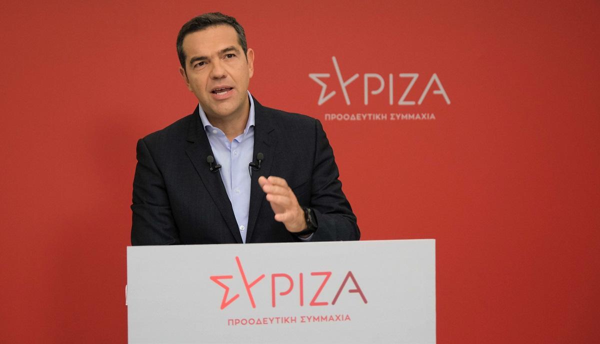 Αλ. Τσίπρας: Ο κ. Μητσοτάκης ενορχηστρωτής της μεγαλύτερης εκστρατείας αυταρχισμού και εξαπάτησης που έχει γνωρίσει η χώρα εδώ και δεκαετίες