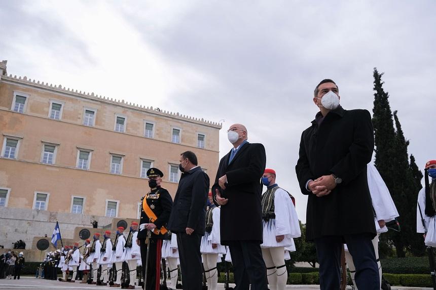 Αλ. Τσίπρας: Oι ήρωες της εποχής μας, είναι oι γιατροί και οι νοσηλευτές που σώζουν ζωές