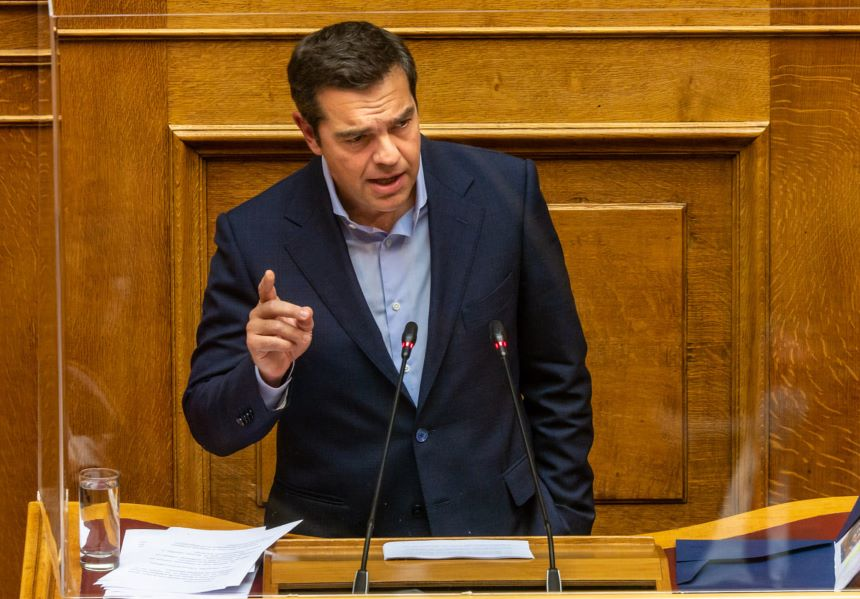 Αλ. Τσίπρας: Δεν πρόκειται να απολογηθούμε επειδή προστατέψαμε το δημόσιο συμφέρον