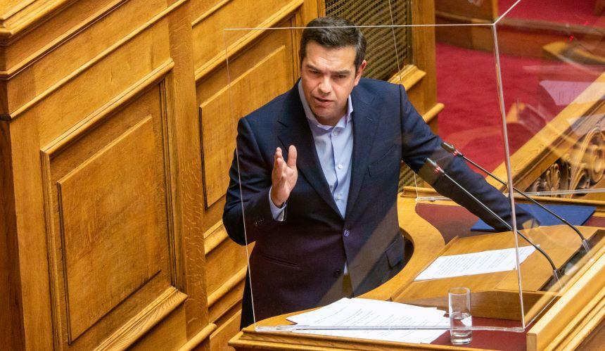 Επίκαιρη Ερώτηση Αλέξη Τσίπρα προς τον Πρωθυπουργό: Επιτακτική η ανάγκη να μην εφαρμοστούν οι αλλαγές στο σύστημα εισαγωγής στα πανεπιστήμια