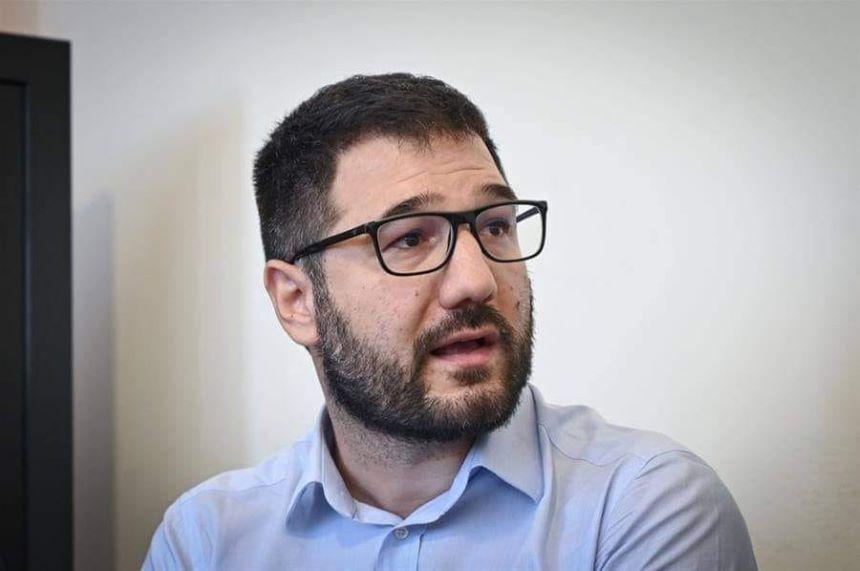 Ν. Ηλιόπουλος: Η πολιτική της κυβέρνησης Μητσοτάκη σαμποτάρει τους εμβολιασμούς – Διαφωνούμε κάθετα με απειλές για απολύσεις ή αναστολές εργασίας