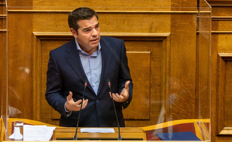 Αλ. Τσίπρας: Ανεξάρτητα από τις πολιτικές διαφορές, έξω από τη χώρα είμαστε όλοι εκπρόσωποι της Ελλάδας