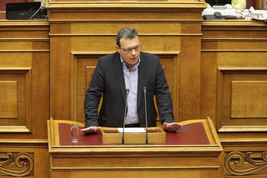Τοποθέτηση Σ. Φάμελλου για το Ταμείο Ανάκαμψης στην Ολομέλεια της Βουλής: Η κυβέρνηση Μητσοτάκη λειτουργεί ως «γκρουπιέρης» των κονδυλίων του Ταμείου Ανάκαμψης