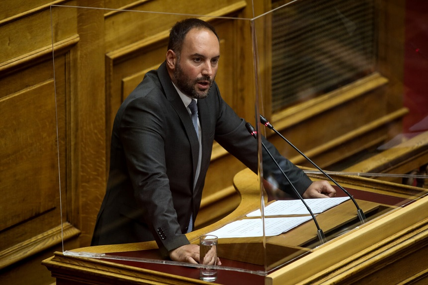 Μ. Χατζηγιαννάκης: Να δοθούν άμεσα απαντήσεις για το ποιος έδωσε εντολή μη κατάσβεσης της πυρκαγιάς στη Β. Εύβοια