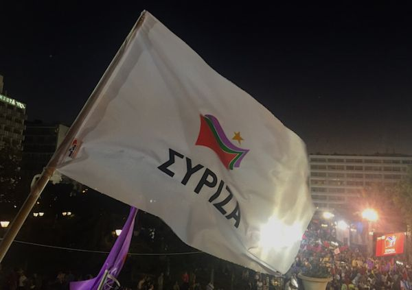 Coalition of Radical Left (SYRIZA)