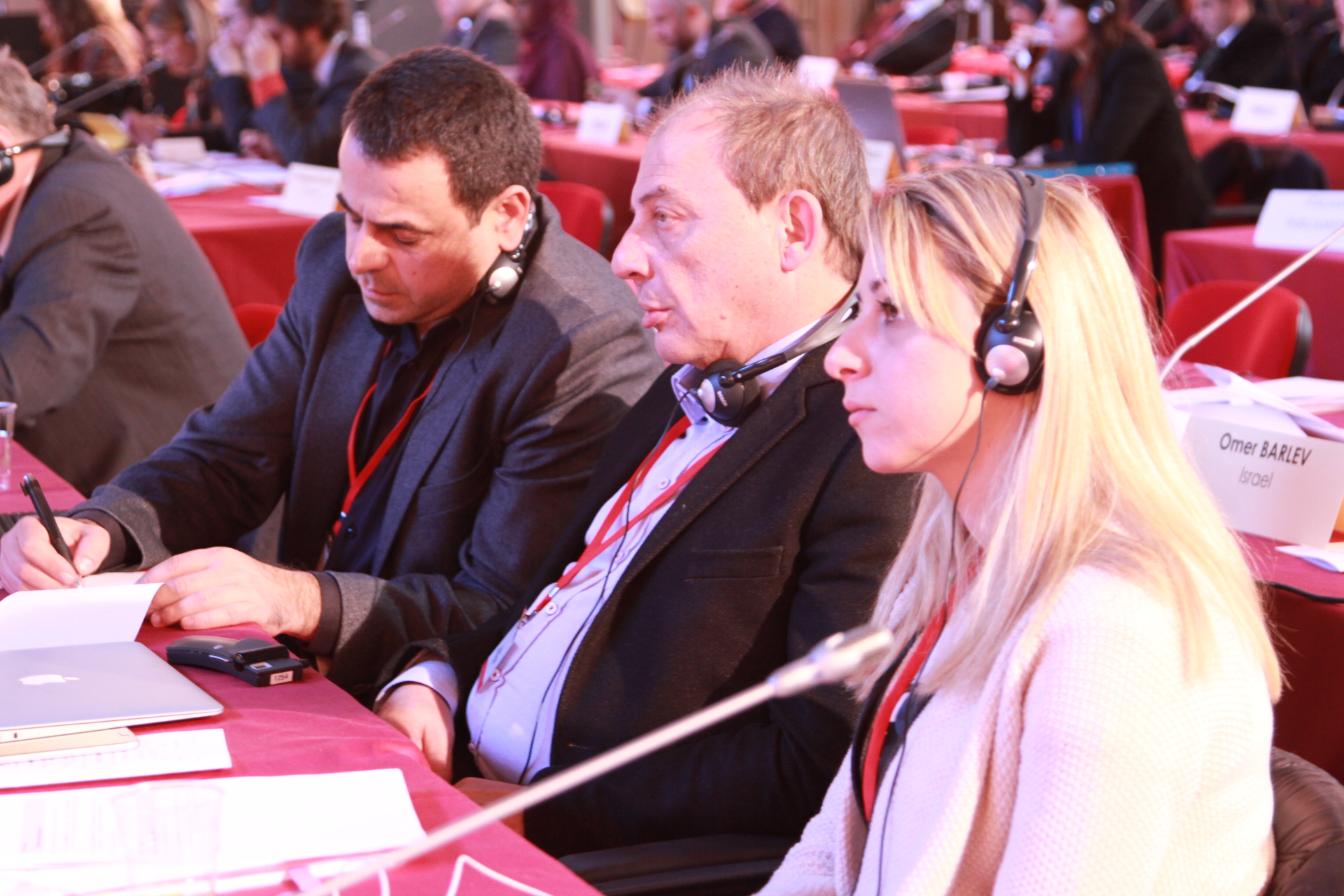 Παρουσία της Ελληνικής Αντιπροσωπείας στην Συνδιάσκεψη του ΝΑΤΟ για τη Μεσόγειο και τη Μέση Ανατολή