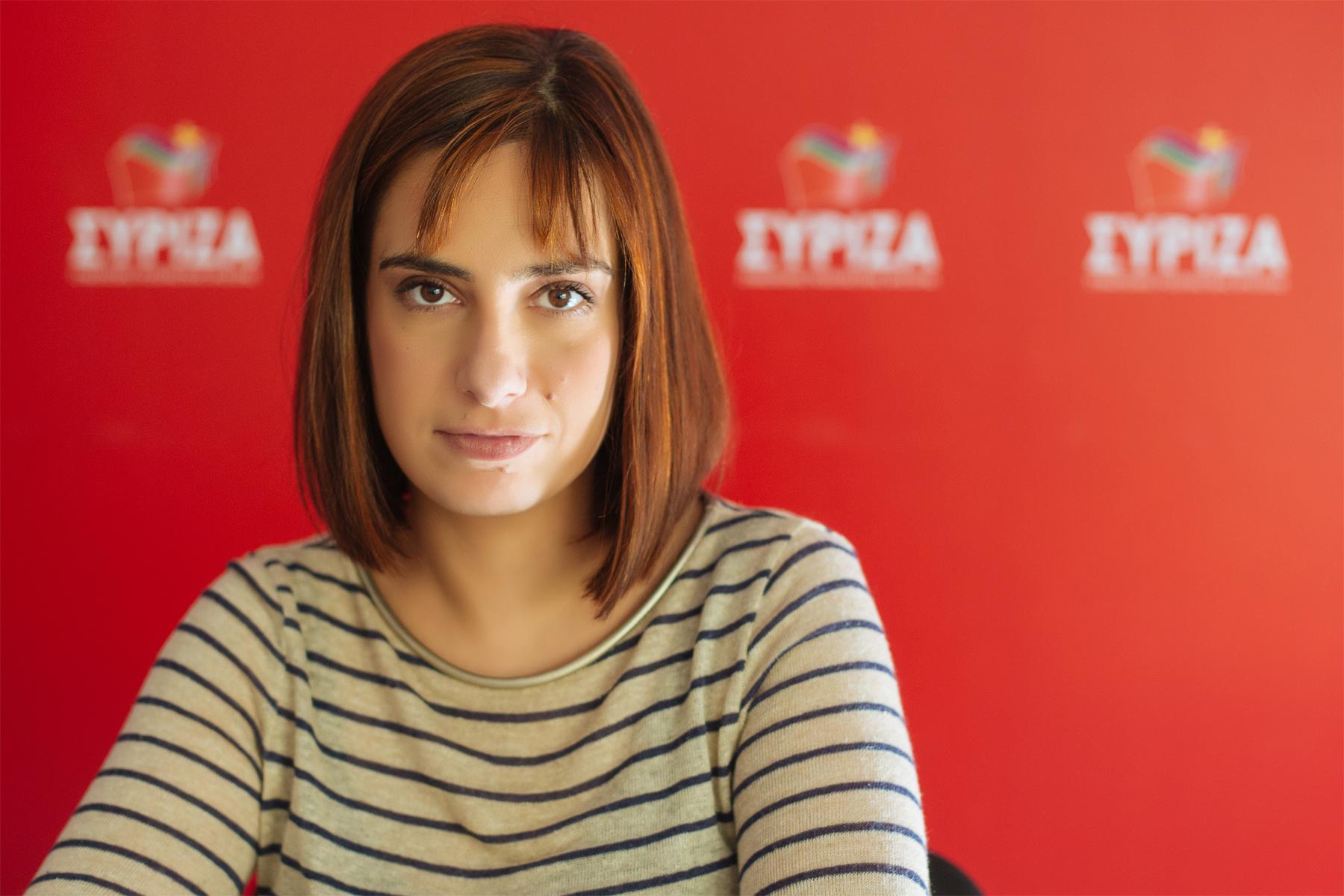 Ράνια Σβίγκου: Στόχος η επαναφορά των συλλογικών διαπραγματεύσεων
