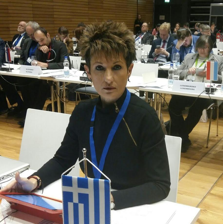 Α. Καββαδία στην COSAC: Πώς εννοείτε την ευρωπαϊκή αλληλεγγύη;