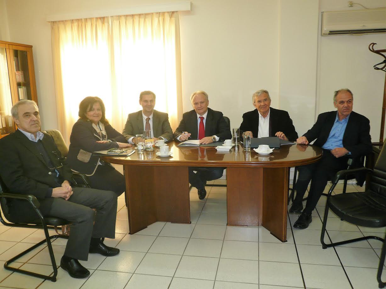 Η Διαρκής Επιτροπή Παραγωγής & Εμπορίου της Βουλής στο ΚΑΠΕ