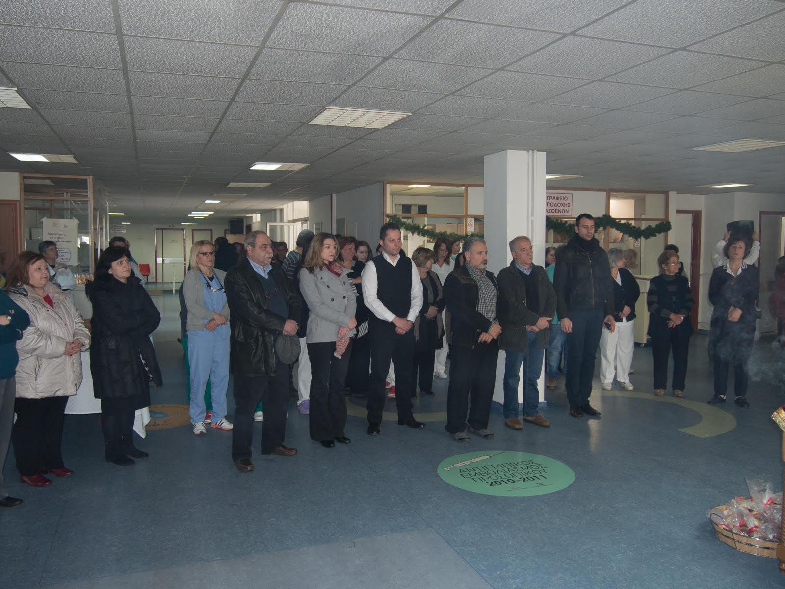 Δεύτερη μέρα περιοδείας των Βουλευτών ΣΥΡΙΖΑ Έβρου στους Δήμους Σουφλίου, Διδυμοτείχου, Ορεστιάδας και στο Νοσοκομείο Διδυμοτείχου