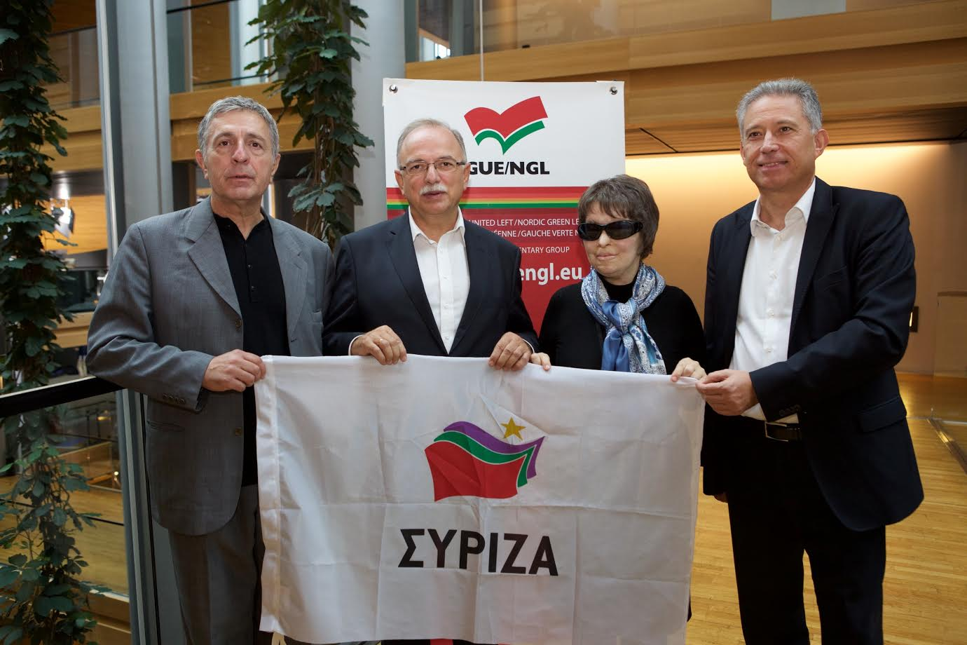 SYRIZA MEPs: A Social Europe is the proposal of progressive forces