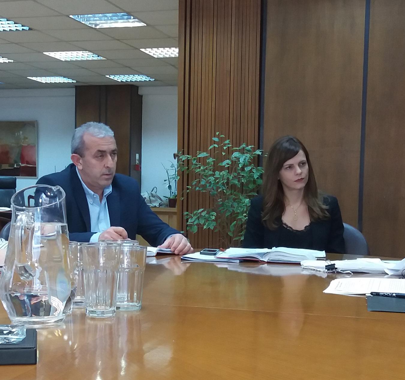 Σωκράτης Βαρδάκης: Οι στοχευμένοι έλεγχοι και ο σχεδιασμός ενός συγκροτημένου πλαισίου, θα συμβάλλουν αποτελεσματικά στην αντιμετώπιση της παραβατικότητας στην αγορά εργασίας