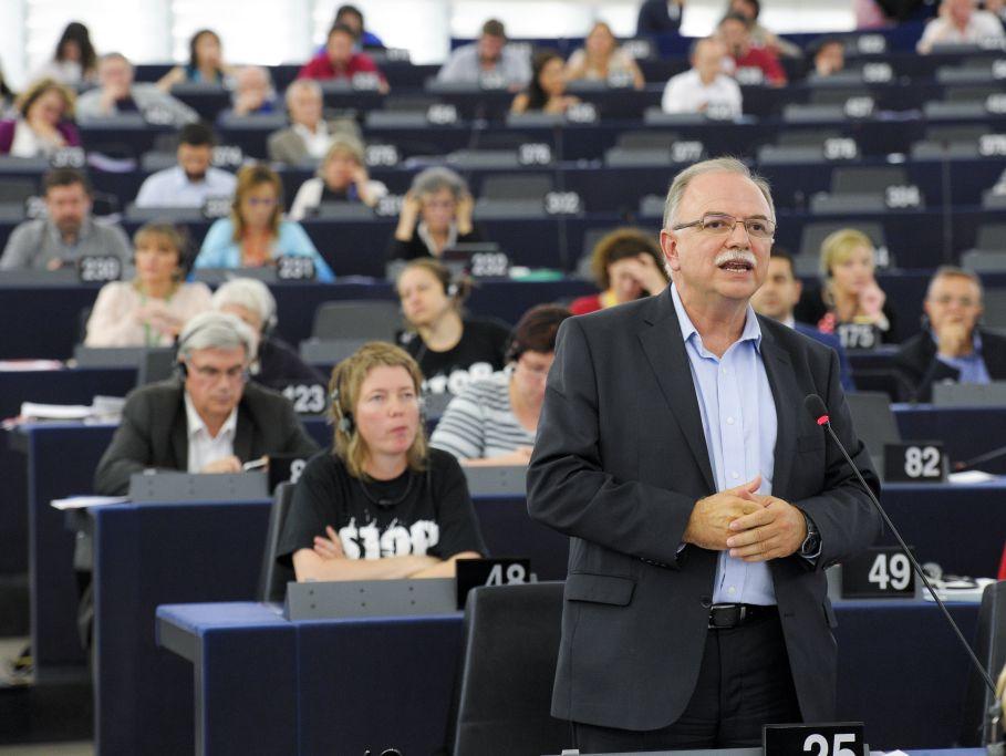 Δημ. Παπαδημούλης: Φορολογικοί παράδεισοι δεν υπάρχουν μόνο εκτός, αλλά και εντός ΕΕ - Κάθε χρόνο, ο ευρωπαϊκός προϋπολογισμός και τα κράτη-μέλη χάνουν 50 με 70 δισ. ευρώ από τη μέγα-φοροδιαφυγή