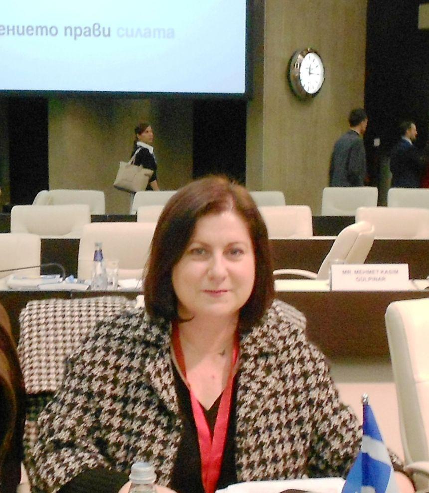 Μ. Τριανταφύλλου: Ας δουλέψουμε μαζί για την ειρήνη και την ευημερία, καμία ανοχή στην αλλαγή συνόρων και στους αλυτρωτισμούς