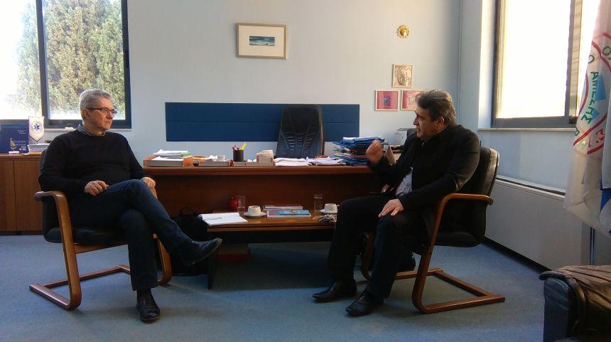 Νίκος Ηγουμενίδης στη Βουλή: Το ΕΚΑΒ κάλυψε μέσα σε 3 χρόνια το 95% των απωλειών της περιόδου 2010-2014 - βίντεο