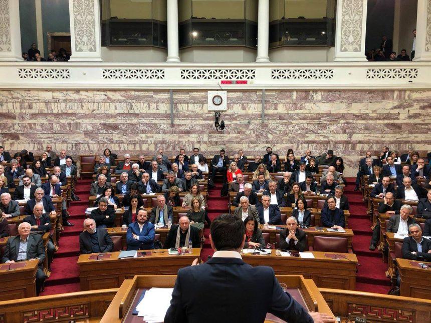 Κ.Ο. του ΣΥΡΙΖΑ: Πρόταση για σύσταση προκαταρκτικής επιτροπής σχετικά με το θέμα της NOVARTIS