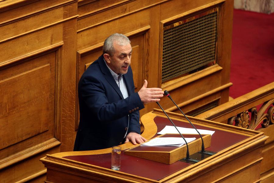 Ο Σωκράτης Βαρδάκης ζητά τη μισθολογική αποκατάσταση των νέων υπαλλήλων στην ΑΑΔΕ