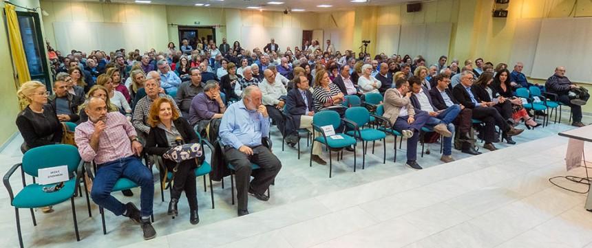 Από την εκδήλωση της Ο.Μ. ΣΥΡΙΖΑ Βριλησσίων με ομιλητές τον Γ. Μπουρνούς και τον Κ. Ζαχαριάδη: Εξωτερική πολιτική στην εποχή των «πολεμοχαρών και επιπόλαιων» (βίντεο)