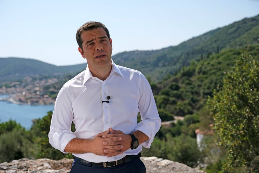 Al. Tsipras: Because Ithaca is only the beginning