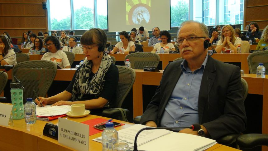 Δημ. Παπαδημούλης: Η απομόνωση της ακροδεξιάς δεν είναι μόνο ευθύνη των προοδευτικών δυνάμεων, αλλά και του Ευρωπαϊκού Λαϊκού Κόμματος