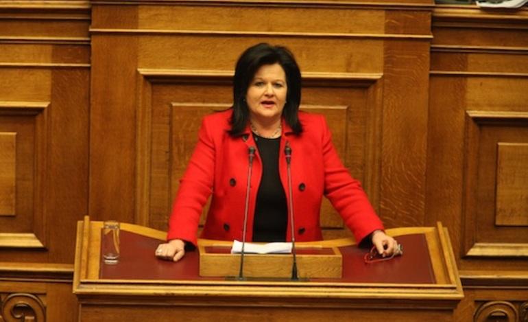 Χ. Καφαντάρη: Η Ελλάδα ενεργειακός, εμπορικός, ψηφιακός,αλλά και διαμετακομιστικός κόμβος στο σταυροδρόμι τριών ηπείρων - βίντεο