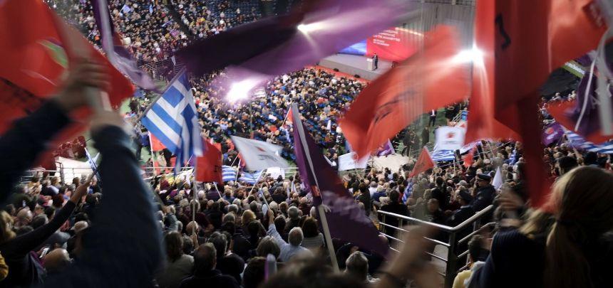 Αλ. Τσίπρας: Με οδηγό τον πατριωτισμό αλλάζουμε την Ελλάδα, δεν γυρνάμε πίσω