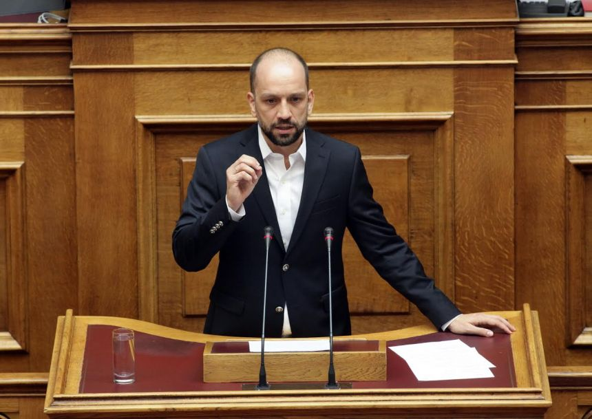 Κ. Μπάρκας: Ο ελληνικός λαός αναγνωρίζει τον καθημερινό μας αγώνα να επικρατήσει το φως και η ελπίδα - βίντεο