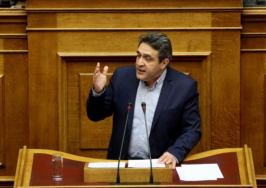 Νίκος Ηγουμενίδης στη Βουλή προς τη ΝΔ: Μην δηλητηριάζετε την πολιτική ζωή του τόπου - βίντεο