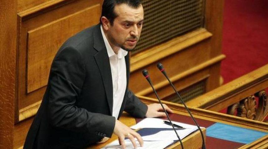 Ν. Παππάς: Η Ιστορία θα καταγράψει ότι ΣΥΡΙΖΑ, Ποτάμι, ΔΗΜΑΡ και ανεξάρτητοι βουλευτές ψηφίζουν μια ιστορική για το μέλλον της χώρας συμφωνία - βίντεο