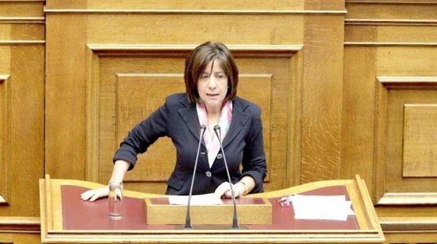 Γ. Κοζομπόλη: Εκπέμπεται ένα θετικό σήμα σε περίοδο ανόδου της εθνικιστικής περιχαράκωσης και της εσωστρέφειας των ευρωπαϊκών κρατών