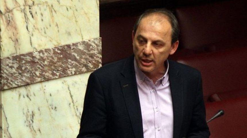 Επίκαιρη ερώτηση του βουλευτή του ΣΥΡΙΖΑ Χρήστου Καραγιαννίδη σχετικά με την κατάσταση του Δημοτικού Σταδίου Δράμας