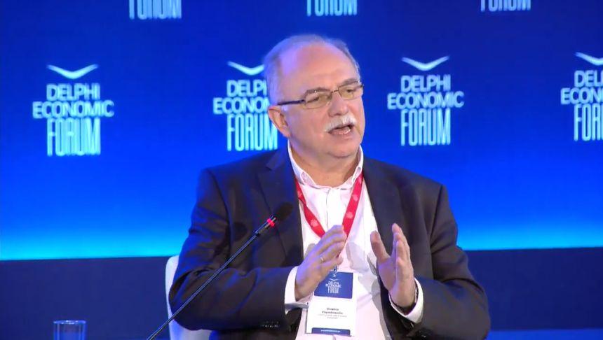 Δημ. Παπαδημούλης: Χρειαζόμαστε στροφή από το δόγμα της αιώνιας λιτότητας στην ανάπτυξη