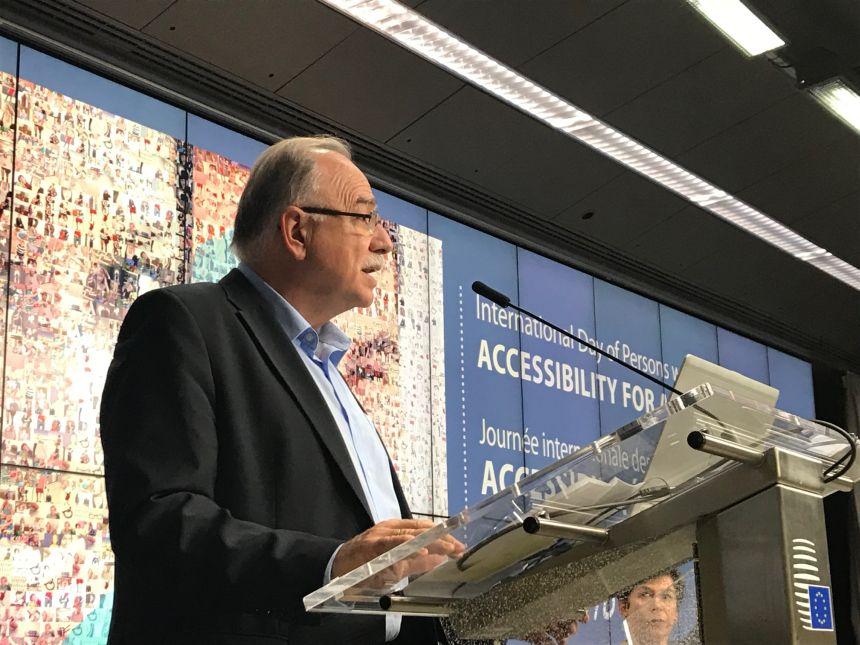 Δημ. Παπαδημούλης: Οι Ευρωεκλογές είναι εξαιρετικά σημαντικές για το μέλλον της Ευρώπης και τις νεότερες γενιές - βίντεο