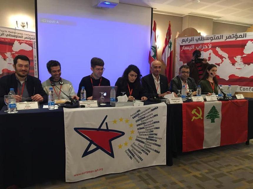 Ο ΣΥΡΙΖΑ στο 4ο Μεσογειακό Συνέδριο της Αριστεράς
