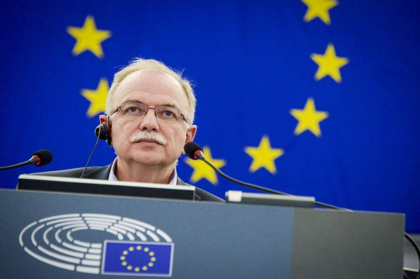 Δημ. Παπαδημούλης: Να δώσουμε περισσότερους πόρους ως ΕΕ για την αντιμετώπιση της κλιματικής αλλαγής - βίντεο