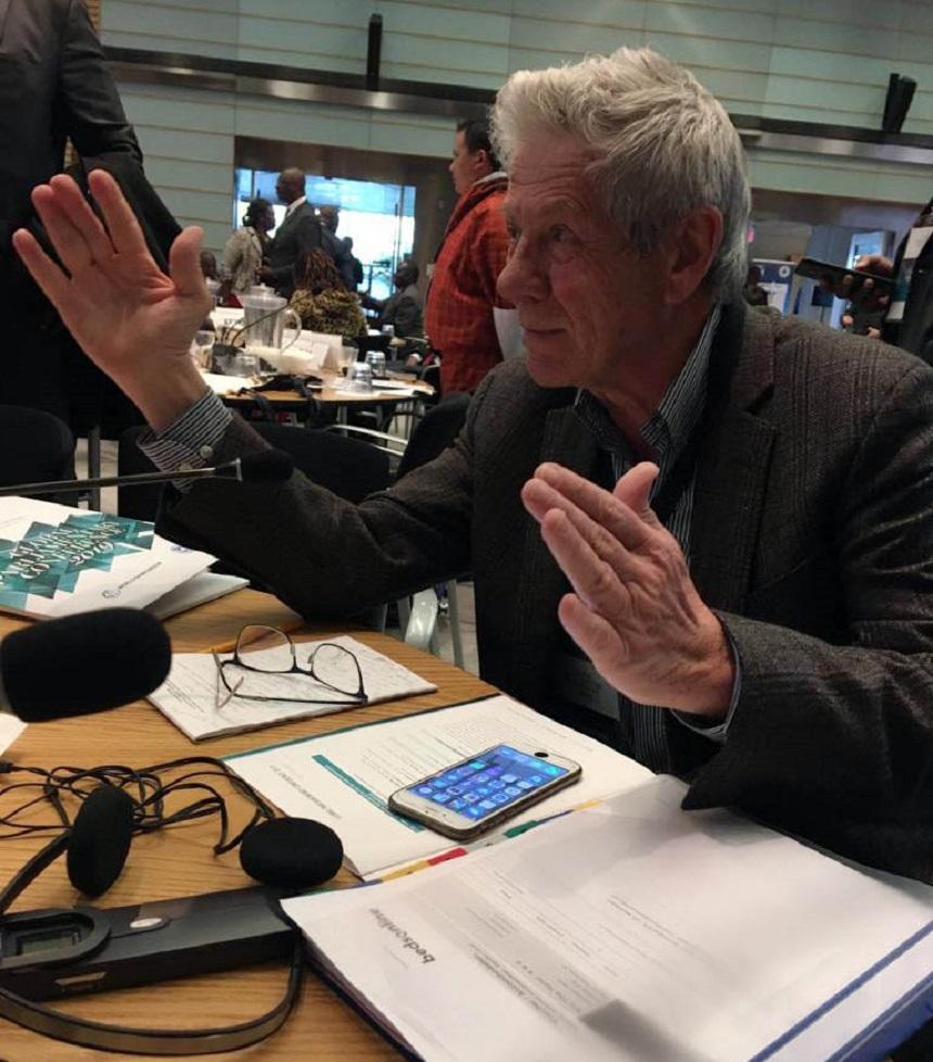 Μ. Μπαλαούρας: Θεσμοί και κράτη να αλλάξουν πολιτική για ανισότητες - υπανάπτυξη