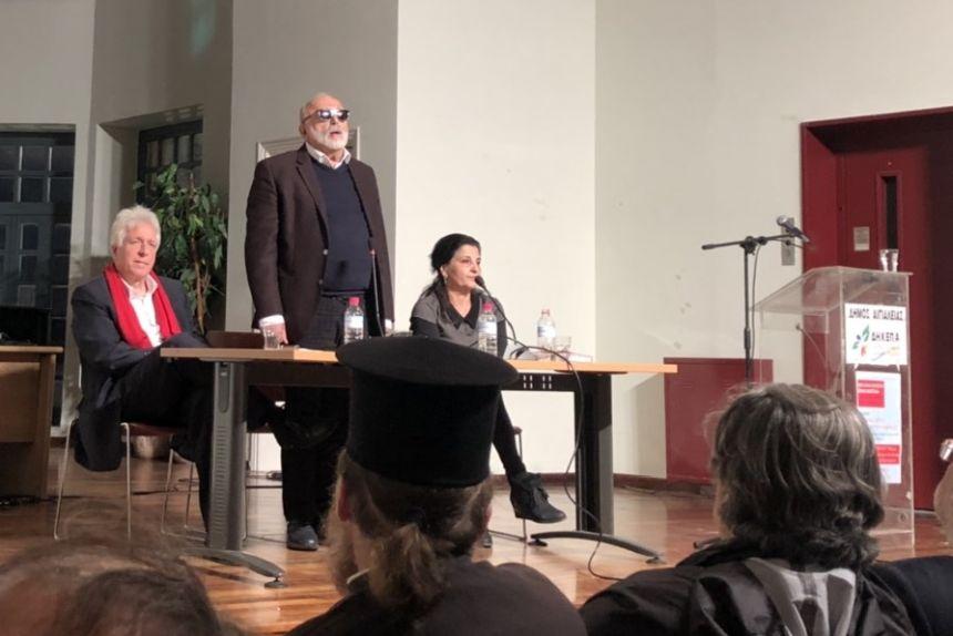 Οι επισκέψεις και οι συναντήσεις του υποψήφιου ευρωβουλευτή Π. Κουρουμπλή στην Αιγιαλεία