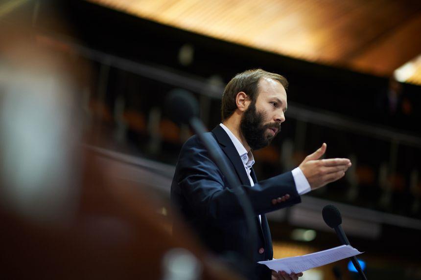 Γ. Ψυχογιός στο Συμβούλιο της Ευρώπης: Ο Αθλητισμός συντρίβει τα στερεότυπα και τις διακρίσεις