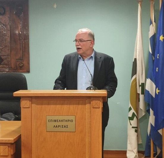Ομιλία Δημήτρη Παπαδημούλη σε Βόλο και Λάρισα για την προοδευτική συμμαχία σε Ελλάδα και Ευρώπη εν όψει των Ευρωεκλογών της 26ης Μαΐου