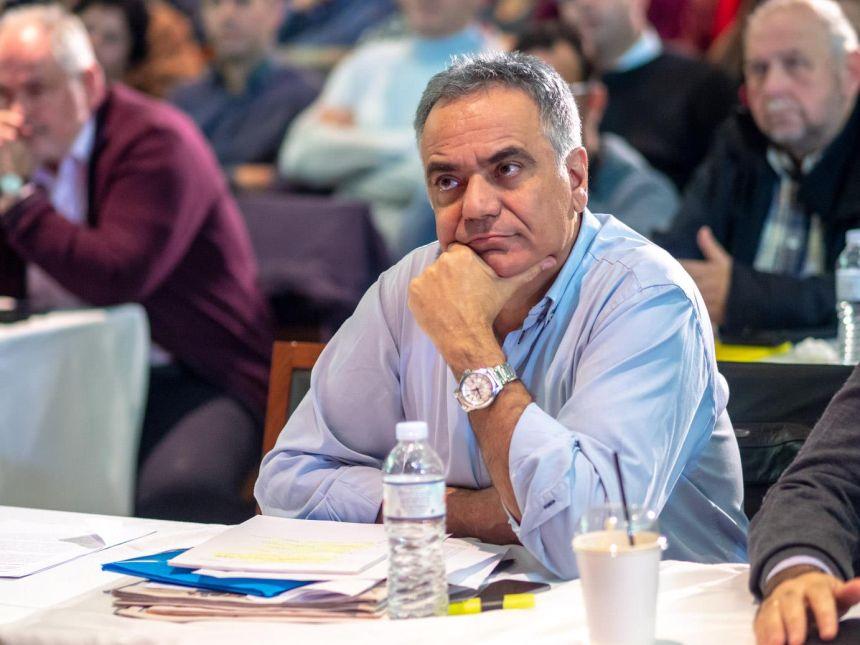 Π. Σκουρλέτης: Θα δουν όλοι την ανερμάτιστη επιχειρηματολογία Μητσοτάκη σε ένα debate με τον Τσίπρα - ηχητικό