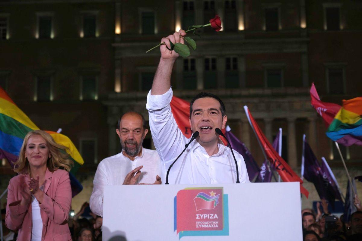 19ef3c69af08 Αλ. Τσίπρας  Η Ελλάδα δεν γυρίζει πίσω - Ήρθε η ώρα των πολλών ...