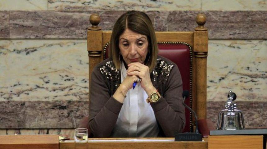 Τ. Χριστοδουλοπούλου: Ζητώ συγγνώμη από όλες και όλους για τη στενοχώρια ή και τον κλονισμό εμπιστοσύνης που τους προκάλεσα